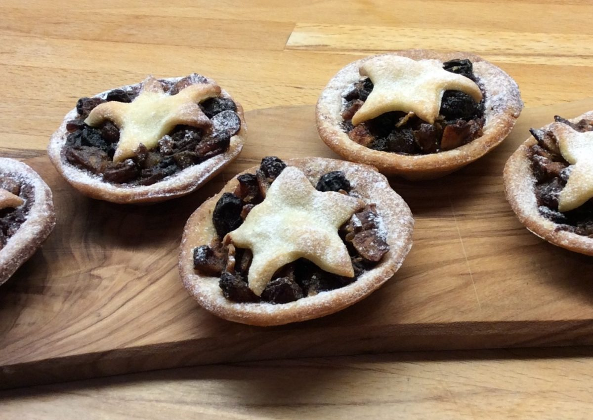 Mince pies and all things Christmas