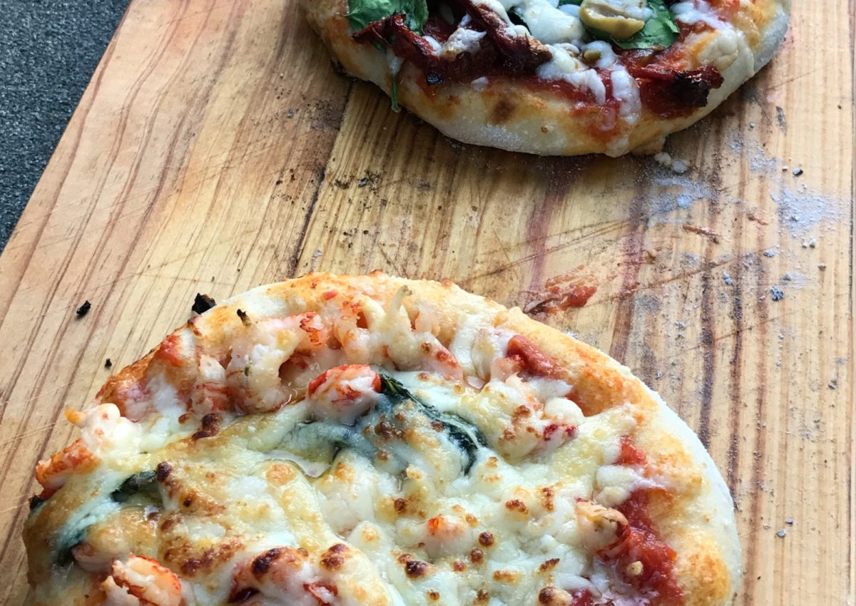 Best pizza dough and tomato sauce recipes